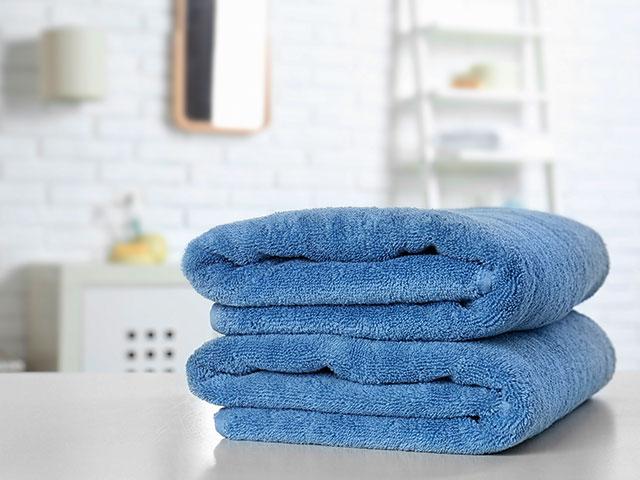 lavar toalla eficiente
