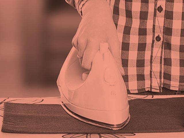 Cómo planchar un pantalón