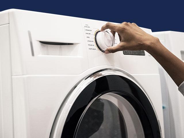 programar la lavadora