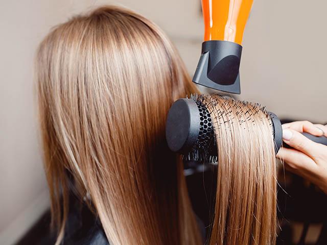 tratamiento para el pelo seco y dañado